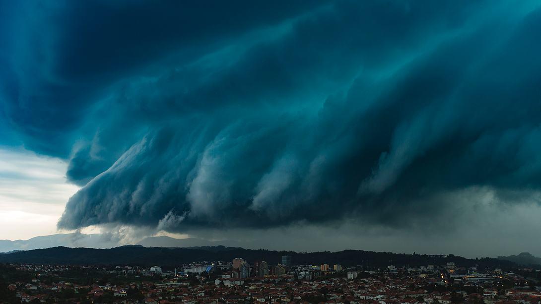 Extrem-Wetter: Erst kam Sabine, jetzt kommt der Jetstream