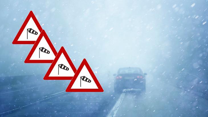 Schwere Unwetterwarnungen für Deutschland
