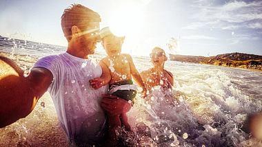 Urlaub mit Baby: Das sind die 10 besten Reiseziele