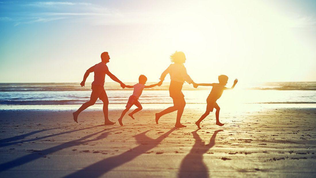 Urlaub mit Kindern: Das sind die 10 besten Reiseziele