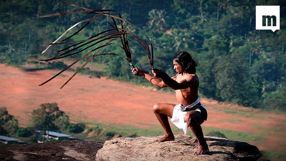 Diese Schwert-Peitsche ist die tödlichste Waffe der Welt - Foto: Angampora/Wikimedia  CC BY-SA 3.0