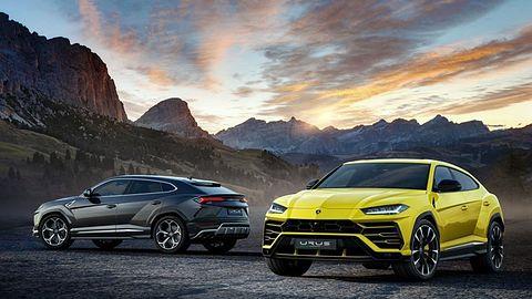 Lamborghini Urus: 650 PS starker Luxus-SUV kommt 2018  - Foto: Lamborghini