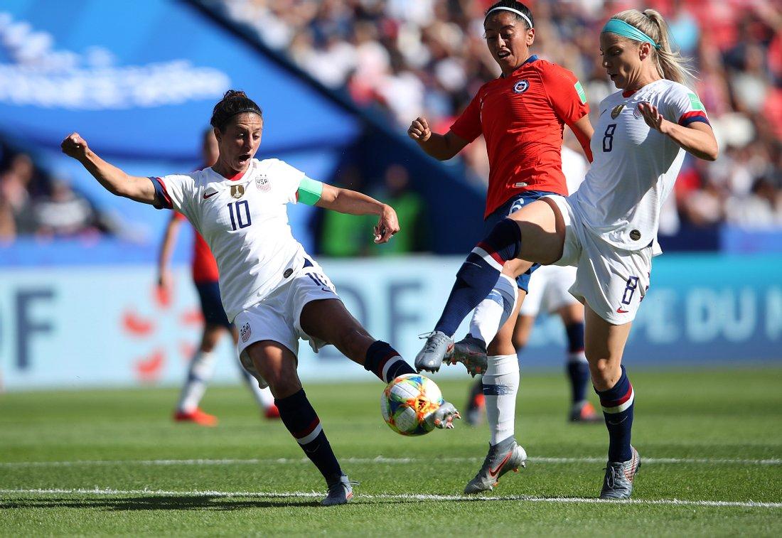 US-Fußballnationalmannschaft