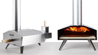 Uuni 3: Outdoor-Ofen backt Pizza in unter 60 Sekunden