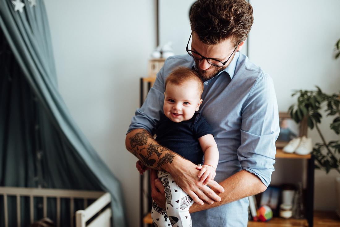 Vater sein: Diese Dinge verändern sich für Männer nach der Geburt des ersten Kindes
