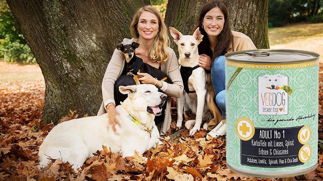 Vegdog - die vegane Hundeernährung