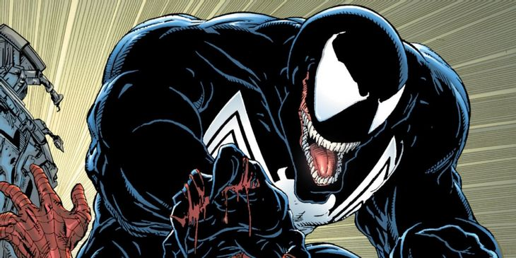 Sony will den Spider-Man Spin-off Venom 2018 in die Kinos bringen