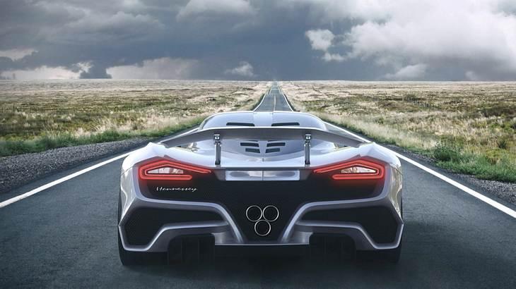 Ist das das schnellste Auto der Welt