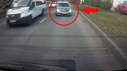 Zerstört in Sekunden: 2 Fast & 2 Furious in Russland