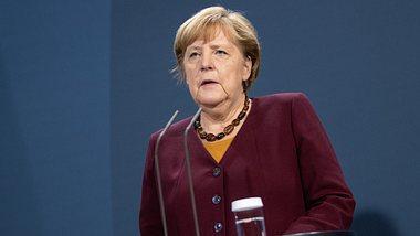 Angela Merkel - Foto: GettyImages/ Pool