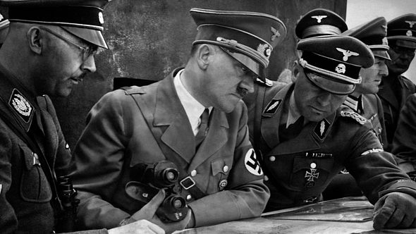 Adolf Hitler - Foto: Getty Images / AFP