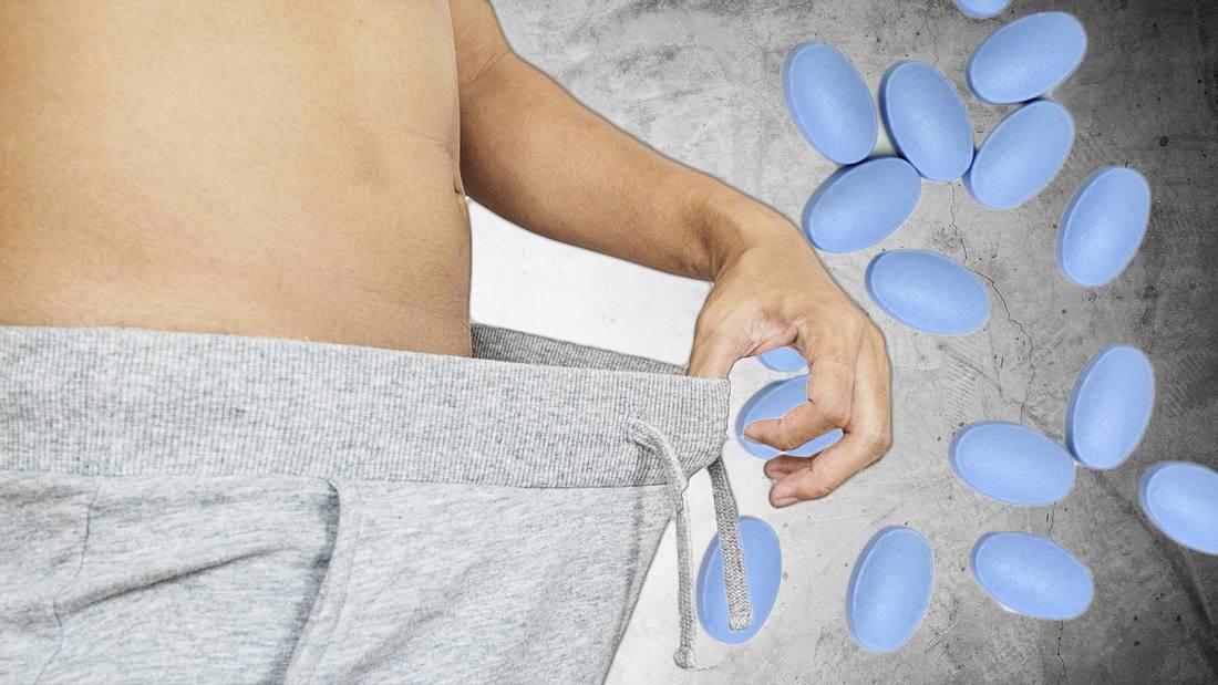 Notaufnahme! Mann nimmt aus Spaß 35 Viagra-Tabletten