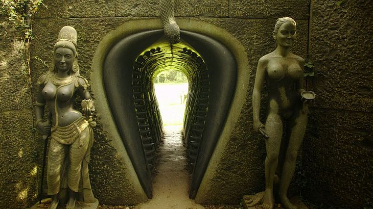 Victors Way: Willkommen im gruseligsten Skulpturenpark der Welt