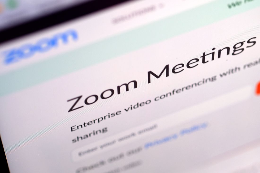 Videochat-Software Zoom