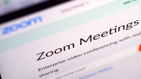 Übles Datenleck? Eine halbe Million Zoom-Accounts gehackt