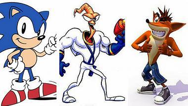 Quiz: Wie viele dieser Videospiel-Charaktere aus den 90ern kennst du?