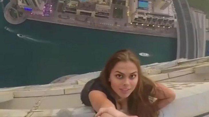 """Riskierte ihr Leben für das """"perfekte Selfie"""": Viki Odintcova"""