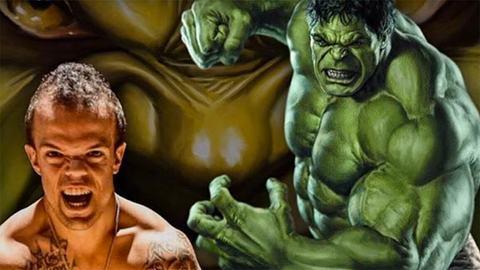 Vince Brasco: Dieser Mini-Hulk hebt definitiv mehr Gewichte als du