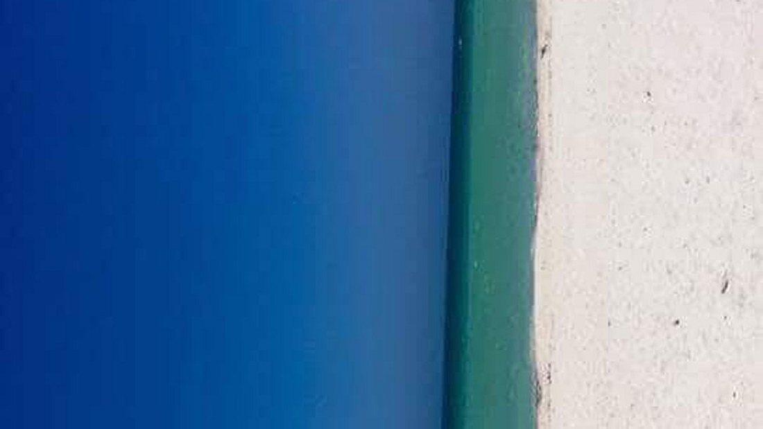 Tür oder Strand? Das ist hier die Frage