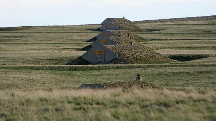 Bunker von VIVOS gibt's schon ab 25.000 Dollar