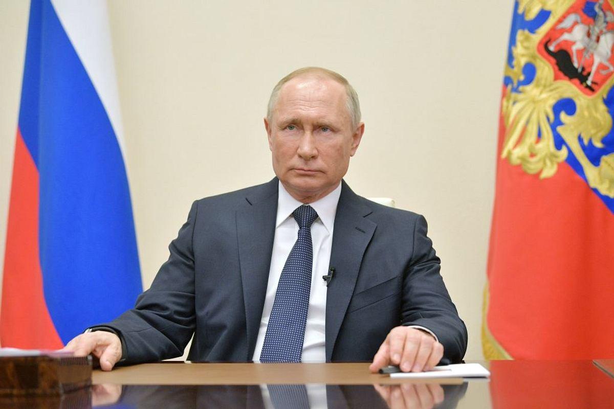 Bezahlter Urlaub für alle Russen: Putin trifft ungewöhnliche Entscheidung