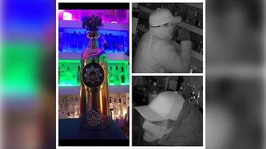 Teuerste Wodka-Flasche ist zurück - Foto: facebook/vodkacollection