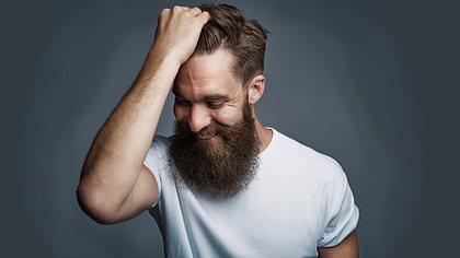 Vollbart: Alle Pflege-Tipps zum Bart-Style - Foto: iStock/UberImages  - Montage: Männersache