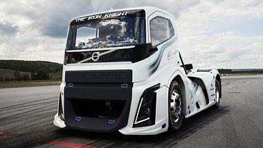 Volvo Iron Knight: Das ist der schnellste Truck der Welt