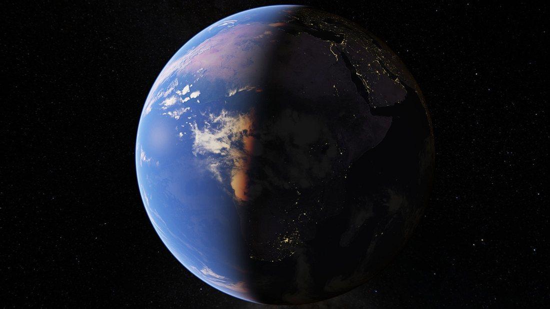 Das neue Google Earth: Zoom auf den Blauen Planeten