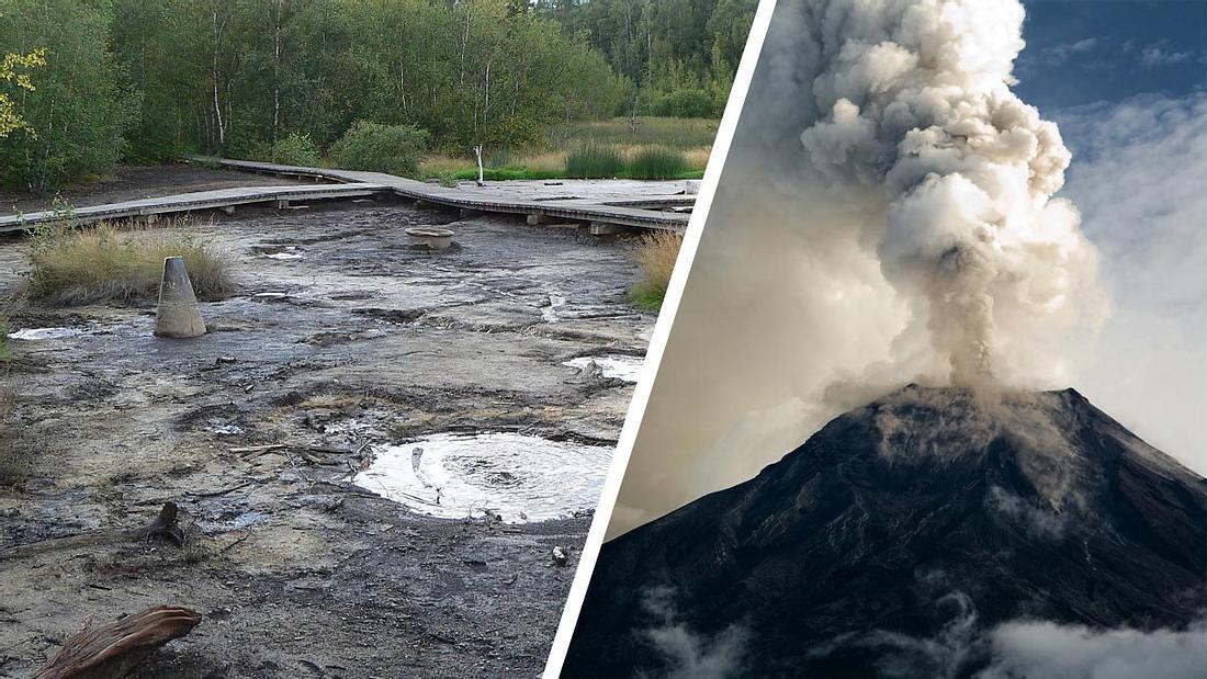 Unter dem Egerbecken erwacht ein Vulkan
