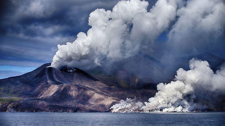 Kann ein Vulkan 170.000 Atombomben werfen?