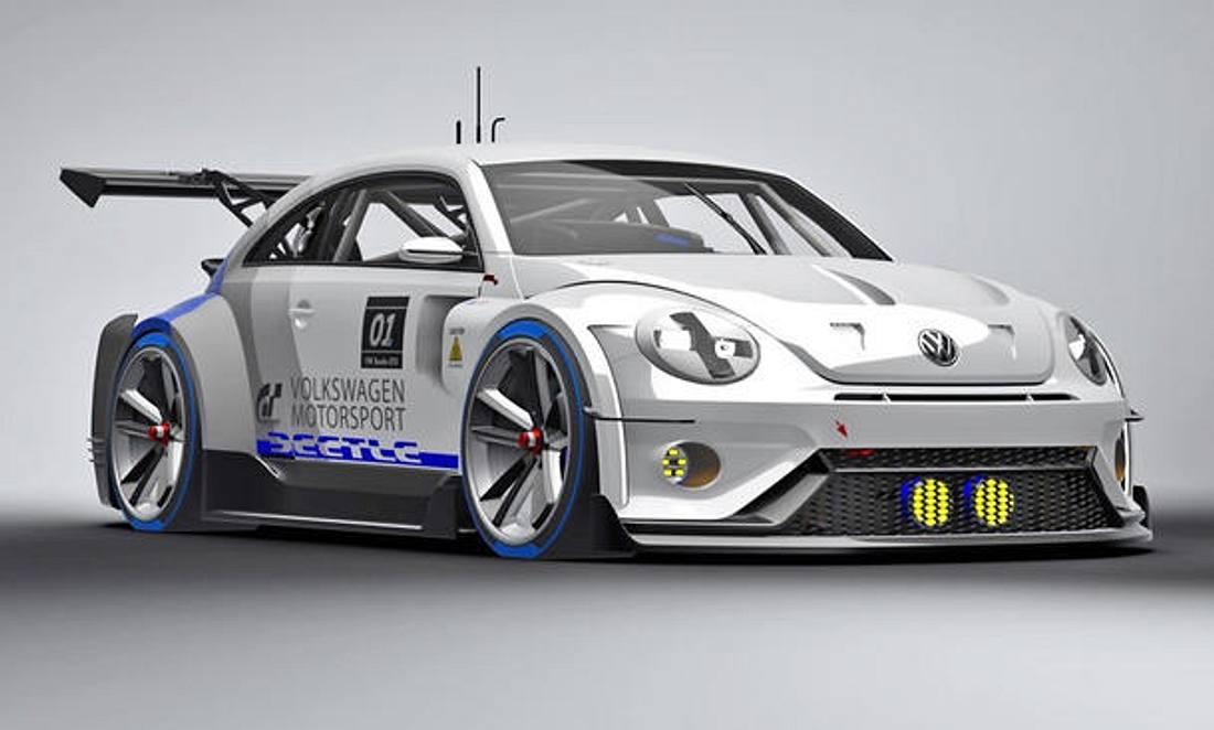 VW Beetle von Prior Design/JP Performance