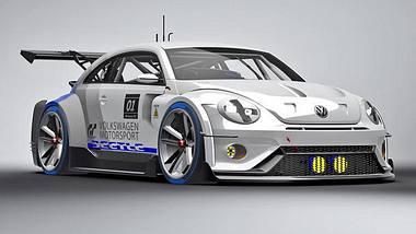 VW Beetle von Prior Design/JP Performance - Foto: Prior Design