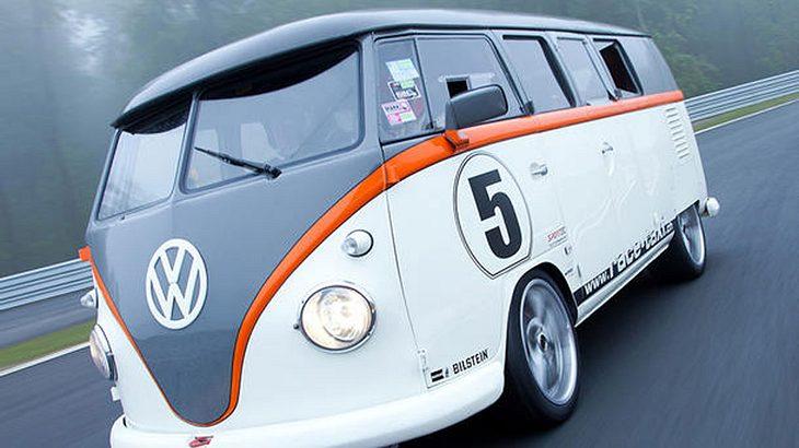 Fred Berhard Tuning: Dieser VW Bulli hat ordentlich Dampf auf dem Kessel