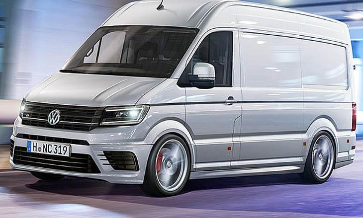 Von Opel bis VW: Transporter mit Feuer unter der Haube