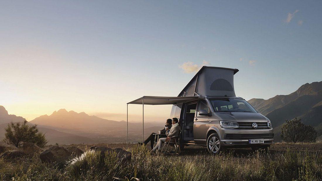 Fahrendes Wohnzimmer mit Kultcharakter: VW T4 California