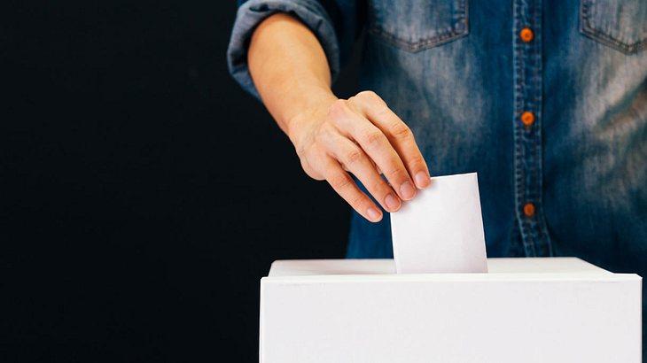 In vielen Ländern gibt es eine Wahlpflicht (Symbolfoto).