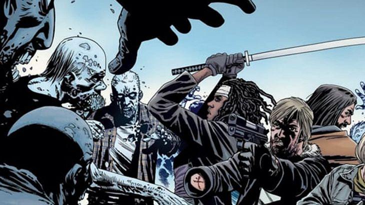 """Zombie-Apokalypse! """"The Walking Dead"""" bekommt eine eigene Cartoon-Serie bei AMC"""