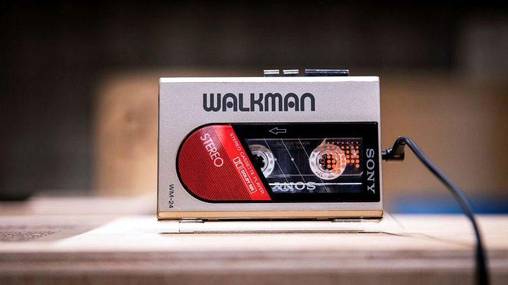 Der Walkman von Sony