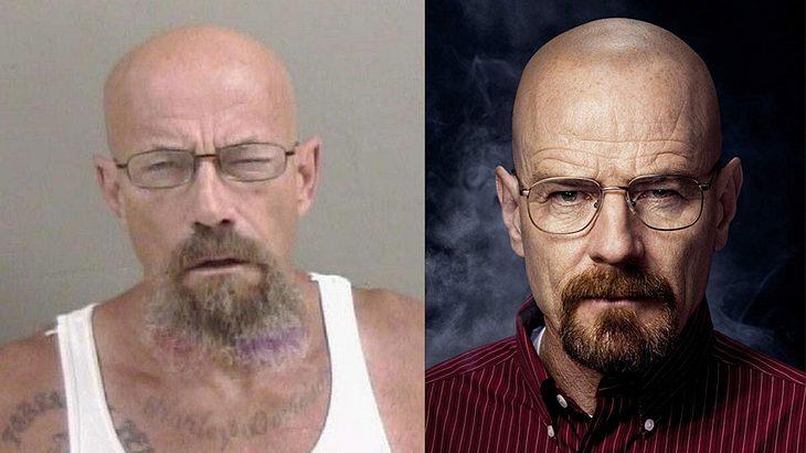 Polizei fahndet nach Walter-White-Doppelgänger