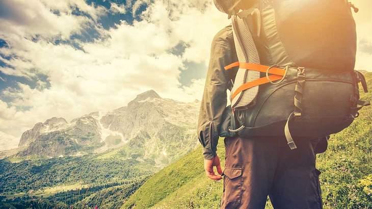 Der Wanderrucksack, dein portabler Stauraum
