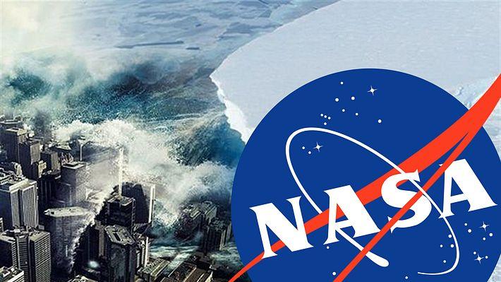 Es ist soweit: Weltuntergangs-Gletscher bröckelt