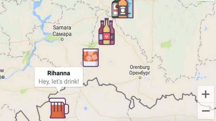WannaDrink: Mit dieser App findest du Trinkpartner