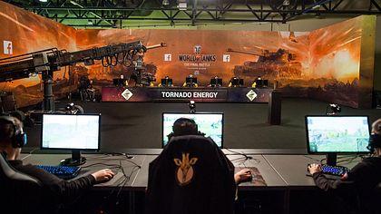 Wargaming-Event 2017 - Foto: Facebook / Wargaming.net League