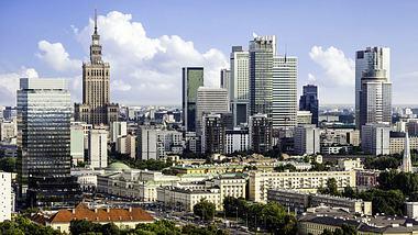 Warschau, Polen - Foto: iStock / Filip Warulik