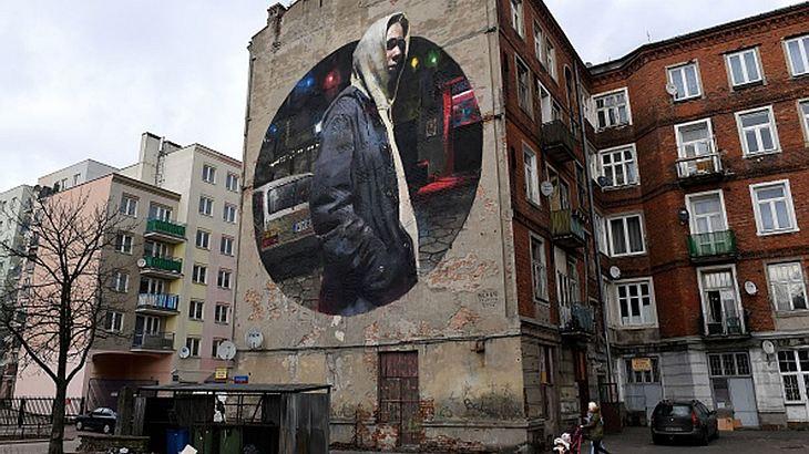 Der Stadtteil Praga in Warschau