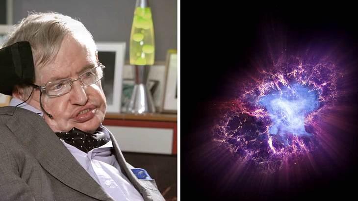 Stephen Hawking erklärt das Universum