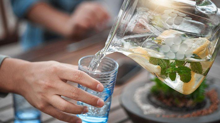 Ärzte warnen vor gefährlichem Wasser-Trend
