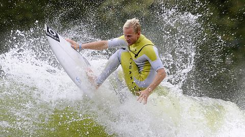 Wavegarden: Deutschland bekommt ersten Surfer-Park