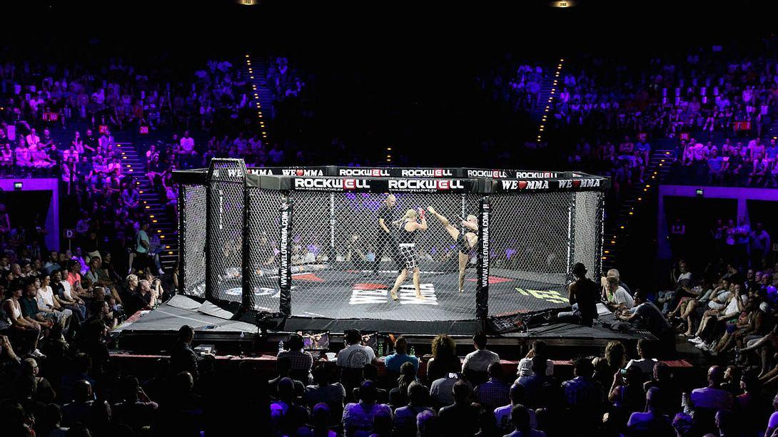 WE LOVE MMA 34: Hamburg erwartet die Käfigkämpfer